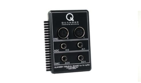 Quanser Terminal Board for NI myRIOのサムネイル