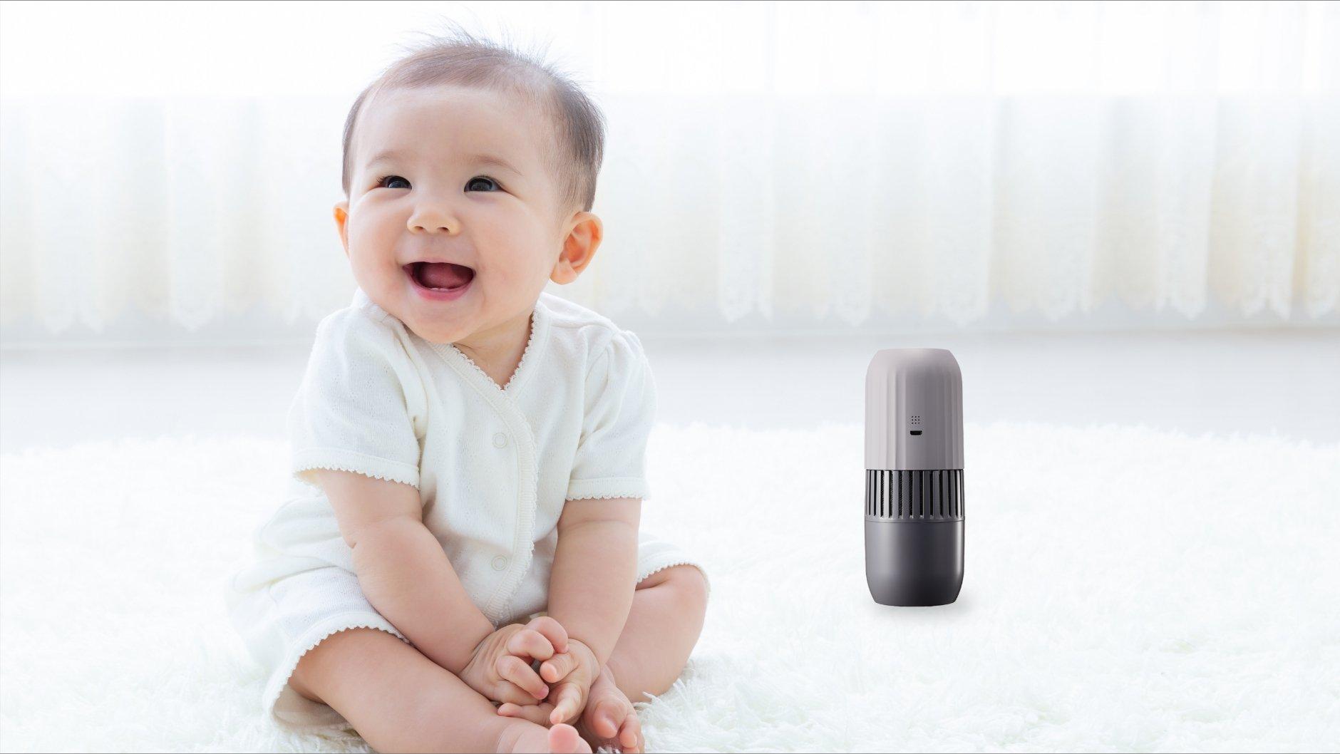 深紫外線LED搭載ミニ空気浄化装置『 Mini Air Clear 』 新発売!のサムネイル